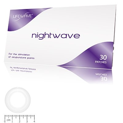 【LIFE WAVE】安眠♪NightWave Patches