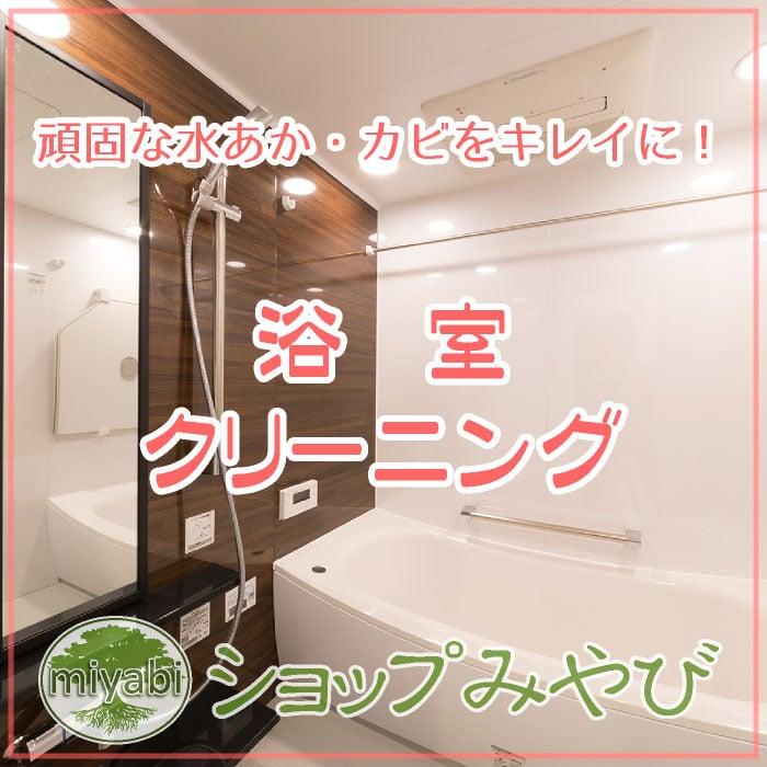 浴室クリーニング  ◆現地払い専用◆のイメージその1