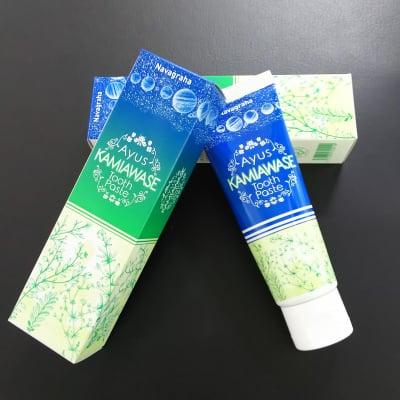 【奇跡の歯磨き剤】KAMIAWASE(カミアワセ)