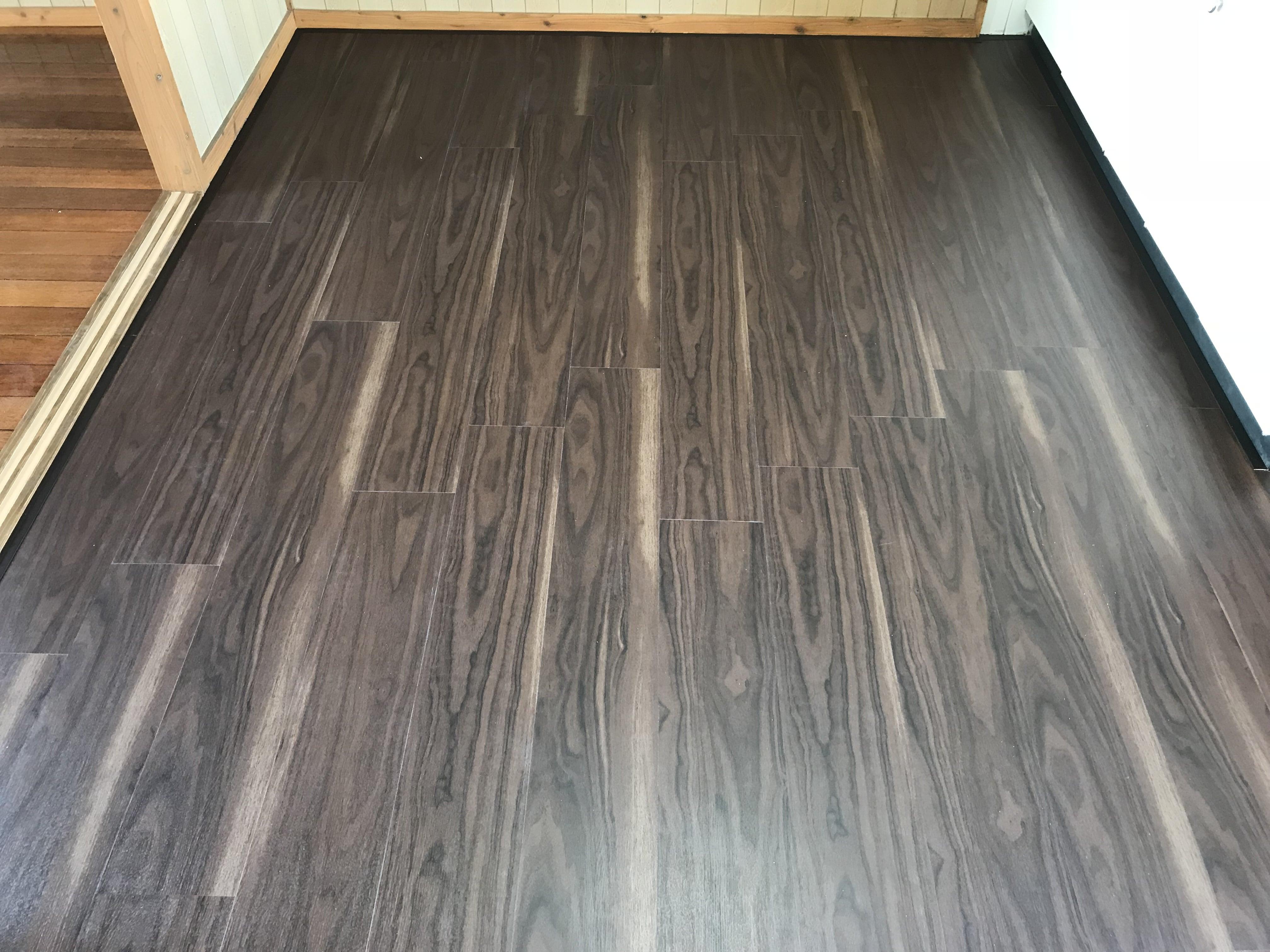 リフォーム用上張り床材の施工(マンションでの短期間施工可能)のイメージその5