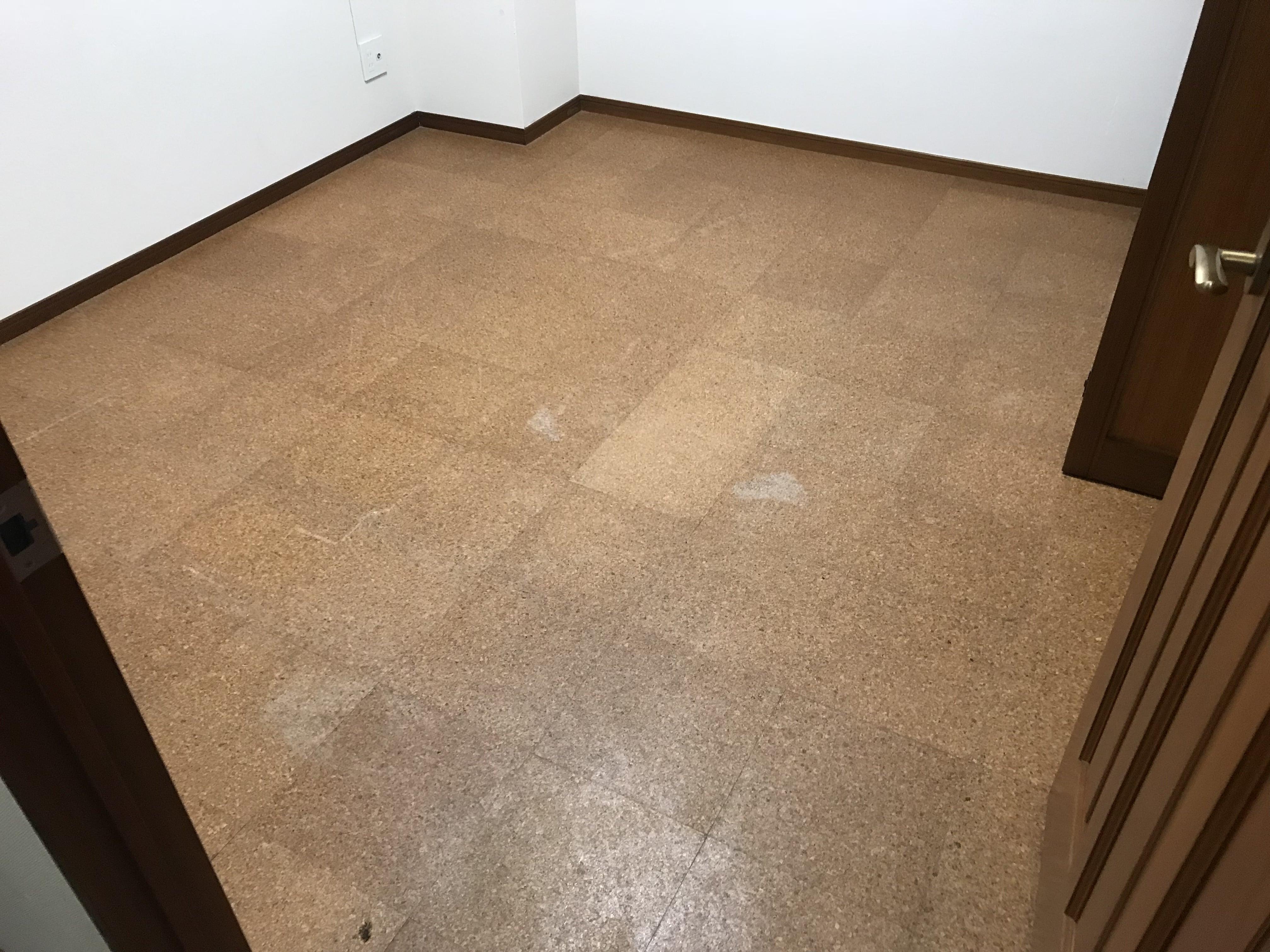 リフォーム用上張り床材の施工(マンションでの短期間施工可能)のイメージその2