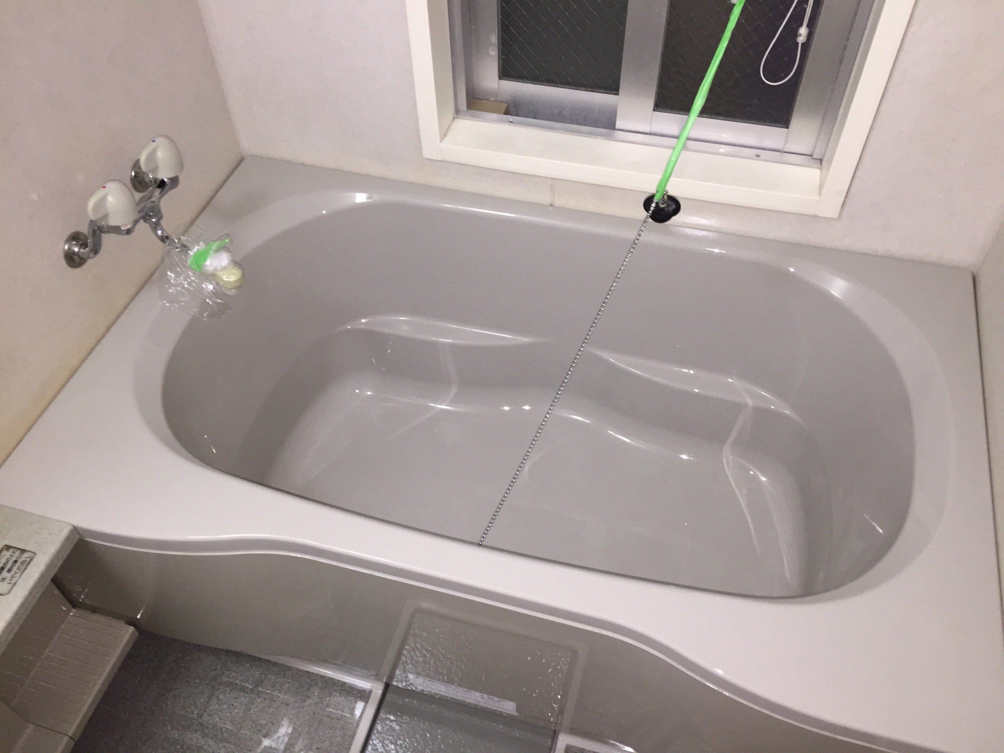 浴室の超耐久汚れキズ防止ガラス被膜コーティング(新築住宅向け)のイメージその2
