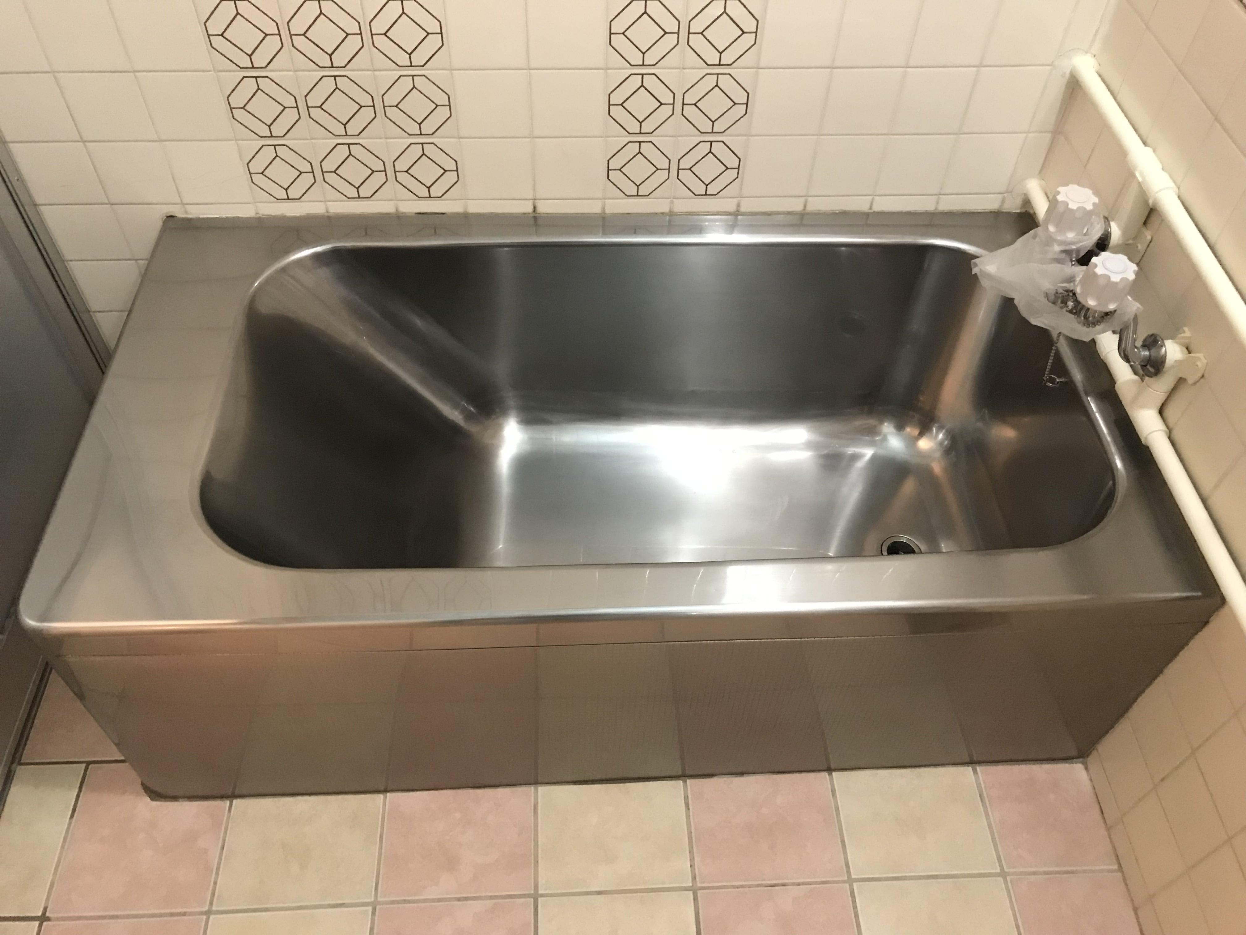 浴室の超耐久汚れキズ防止ガラス被膜コーティング(新築住宅向け)のイメージその1