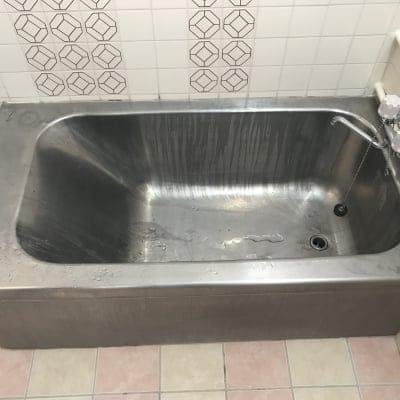 古い浴室の超耐久再生コーティング(中古住宅向け)