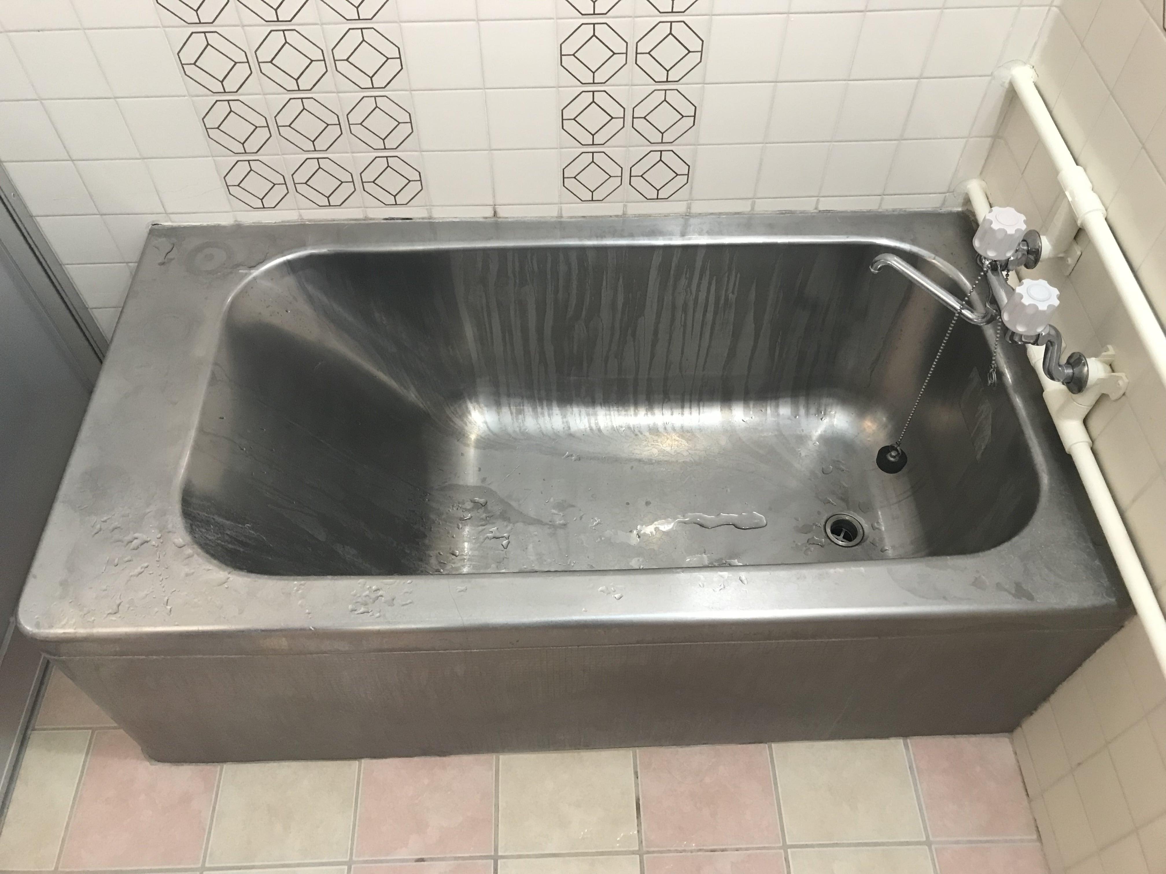 古い浴室の超耐久再生コーティング(中古住宅向け)のイメージその1