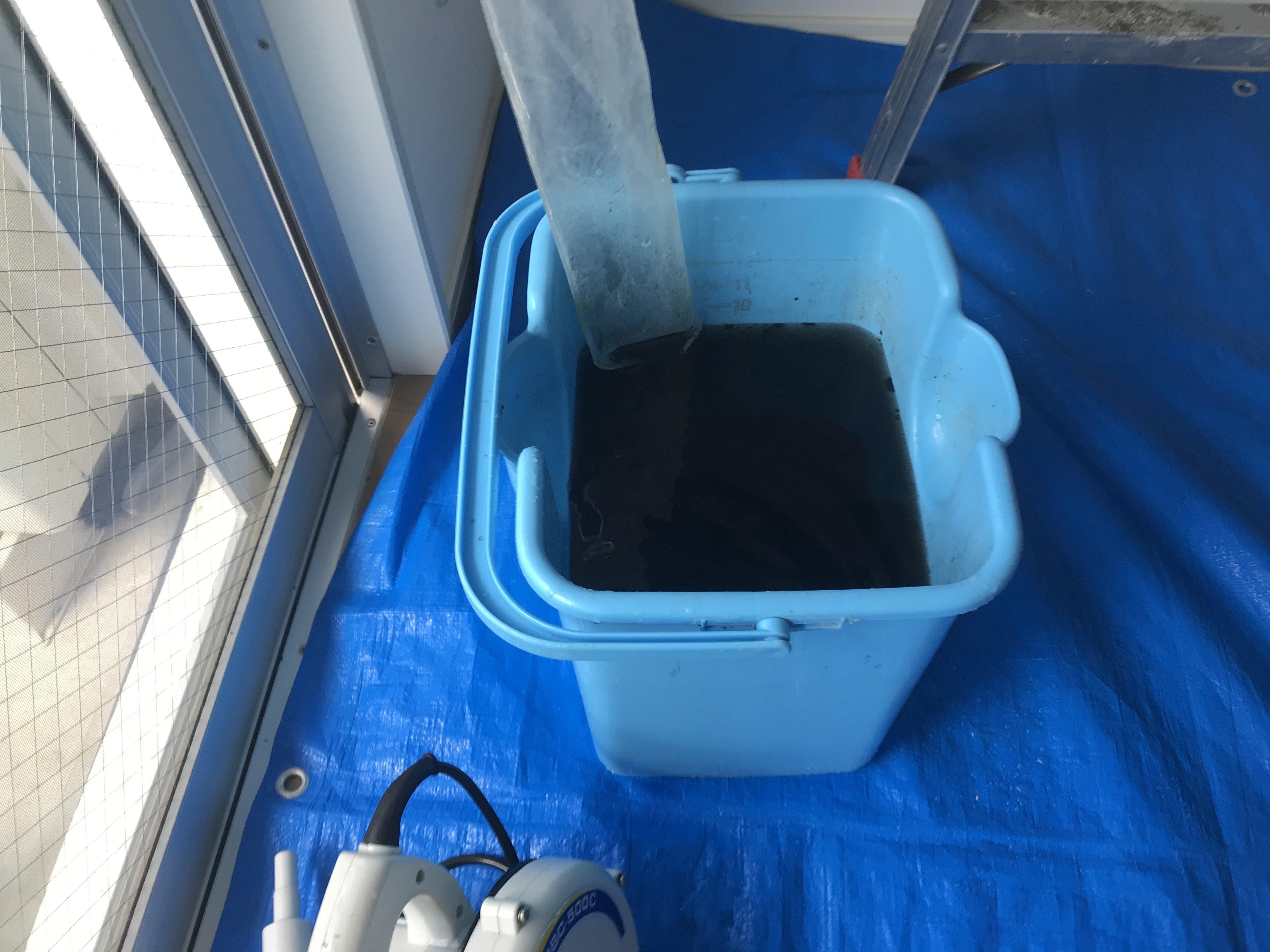 分解洗浄❗エアコンクリーニング(お掃除機能付きタイプ)のイメージその5