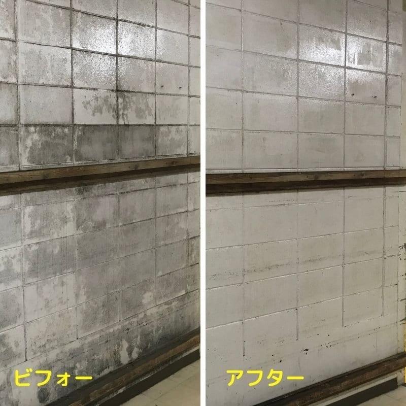 カビ処理革命施工(¥3100/㎡)のイメージその3