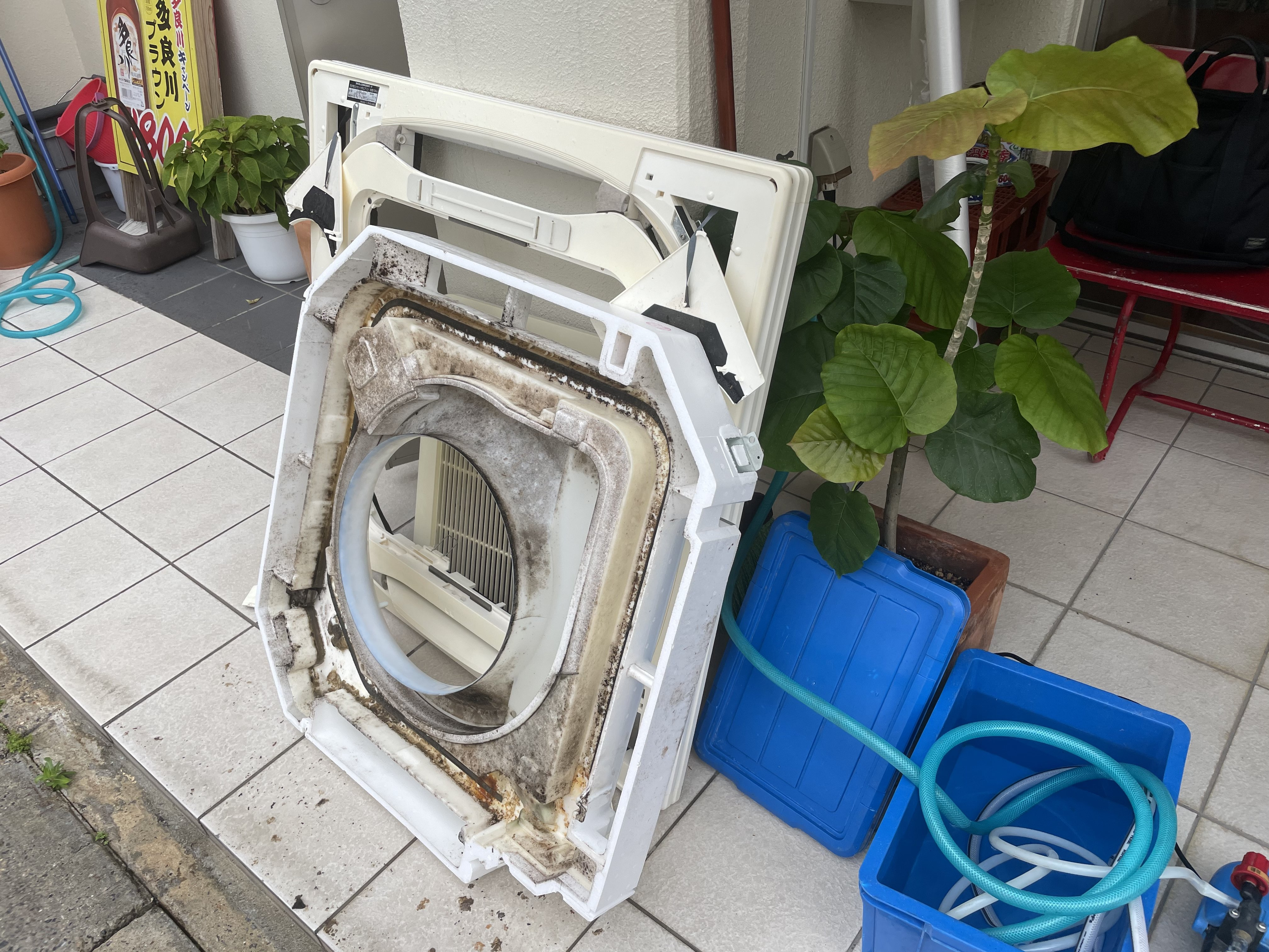 YAMASHITA様専用エアコンクリーニング分解洗浄 他のイメージその4