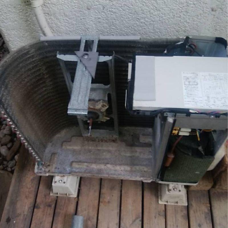 エアコン室外機クリーニング(分解洗浄 沖縄本島内限定)のイメージその3