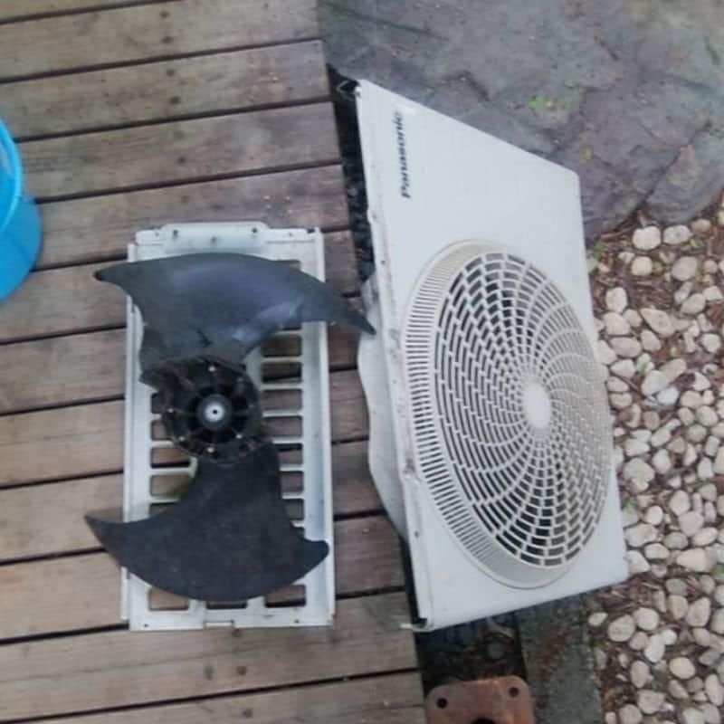 エアコン室外機クリーニング(分解洗浄 沖縄本島内限定)のイメージその2