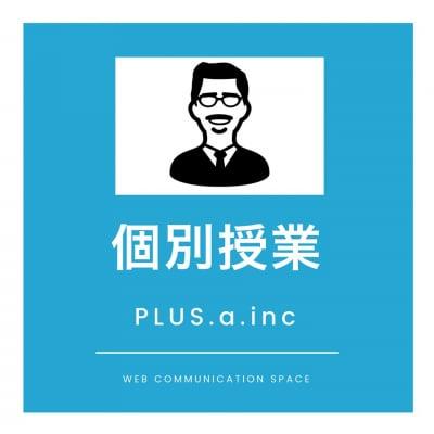 PLUS.a 「個別授業 一般用」
