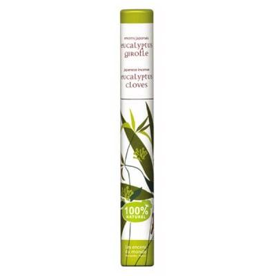 ハーブセンス ユーカリ&クローブの香り:【香り】クローブの落ち着いた香りにユーカリのスッキリした切れをプラスした香り 約13.5cm スティック型30本入り
