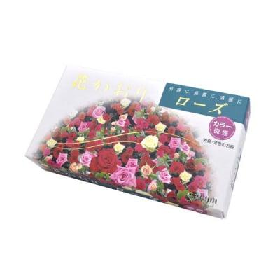 花かおり ローズ (微煙タイプ):【香り】芳醇で華やかなローズをイメージした香り 約13.5cm 220本入り