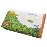 八十八夜 微煙タイプ:ご家庭用お線香【香り】緑茶を煎じたような芳ばしい香り|約13.5cm|220本入り