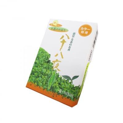 八十八夜 ミニ寸 微煙タイプ:ご家庭用お線香【香り】お茶、緑茶を煎じたような芳ばしい香り|約9.0cm|スティック型|約70g