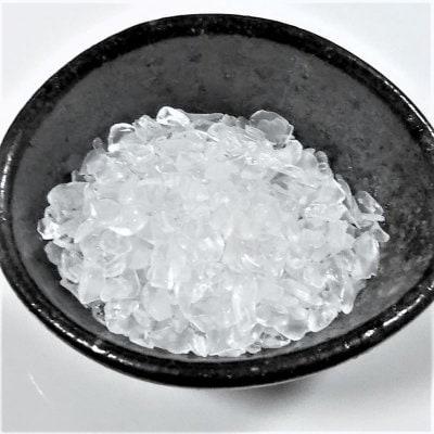 天然石『水晶』香炉灰(送料税込み350円)20g/スマートレター発送