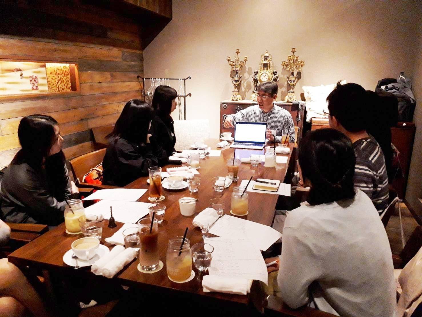 【名古屋8/12】卒業生・トレーニング生限定!マインド再構築フォローアップ座談会!のイメージその1