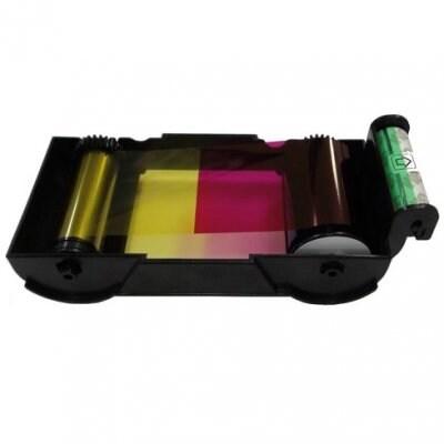 ICカードプリンター Solid-300S用YMCKOカラーリボン