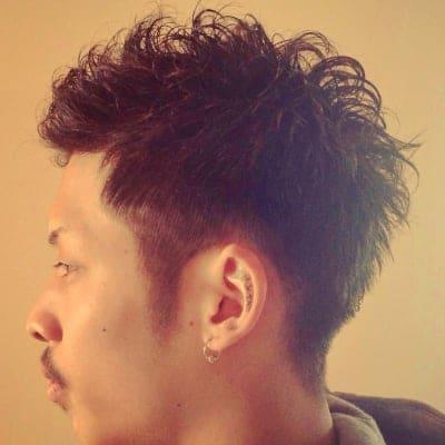 【メンズ限定】カット+マイナス2℃SPA¥5500