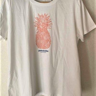 Patagonia HALEIWA 限定 レディースTシャツ Pine