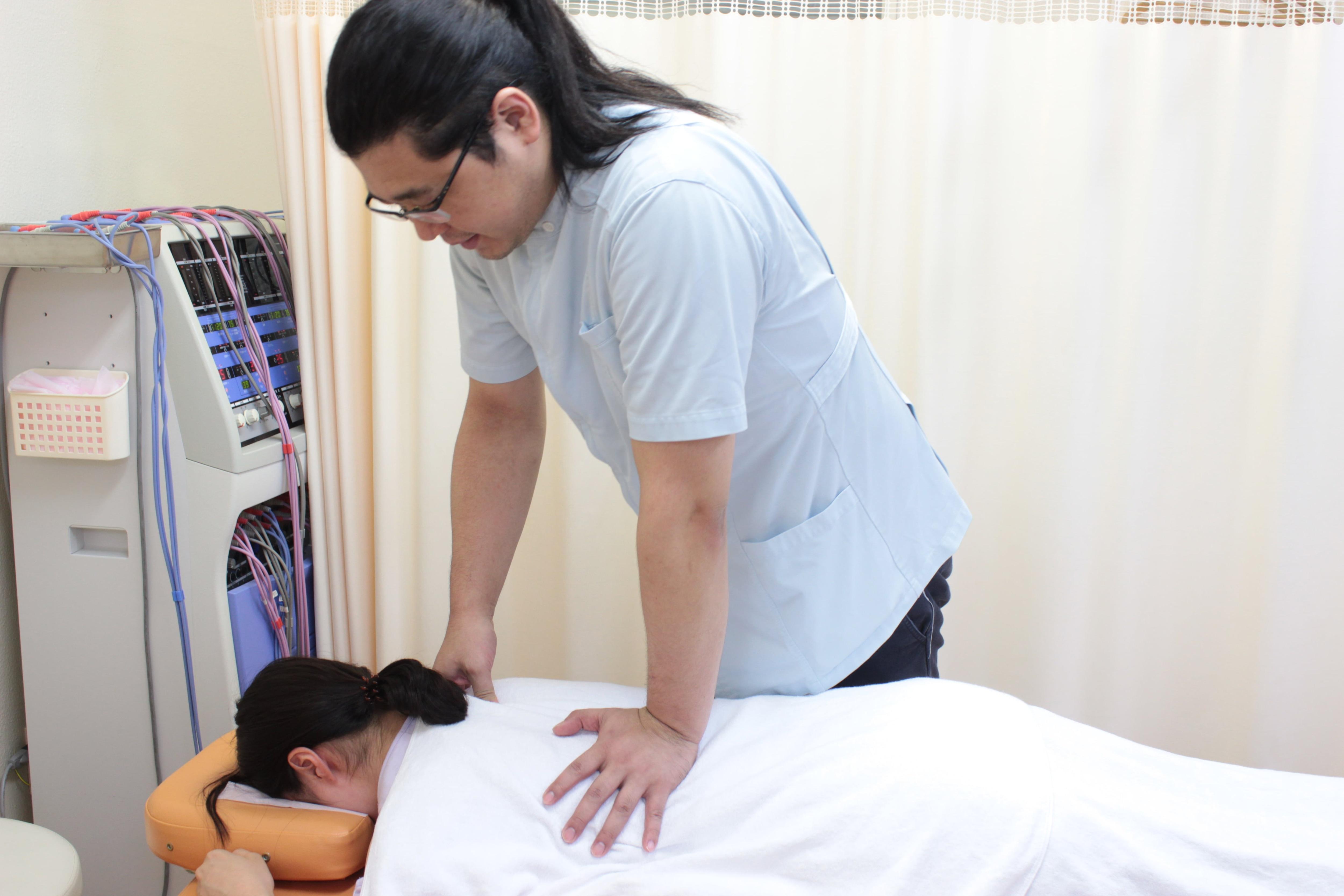 【店頭決済専用】全身調整 身体の歪み・肩こり腰痛・免疫力アップ・ホルモンバランス・内臓の不調等のイメージその3