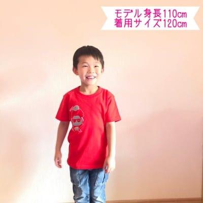 送料無料!!ラジカセMERIRA スタンダードTシャツ 【レッド】 (キッズ・ジュニア・アダルト)お好きなTシャツ2枚で10%オフ!!