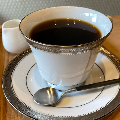 ウケるアトリエカフェ・ホットコーヒー*ミニお菓子付き