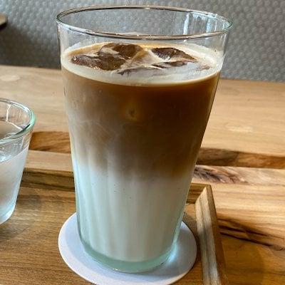 カフェ・ラテ(Ice)*ミニお菓子付き【店頭払い専用】