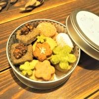 【グルテンフリー・アレルギー対応可】Komera米粉のクッキー缶