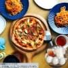 【送料無料・クール便】「お家時間を楽しもう!自宅で手作りピザセット」ピザ生地3枚分