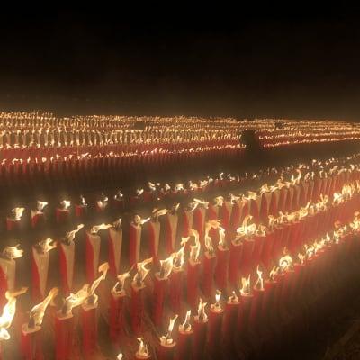 【終了】わくわく火の鳥ツアー 〜越後長岡 宝徳山稲荷大社 よまつり〜