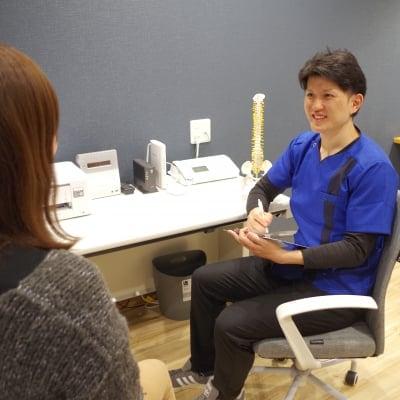 【初診の方はこちら(三カ月以上期間が空いた方)】脳からアプローチするバイタルリアクトセラピー!