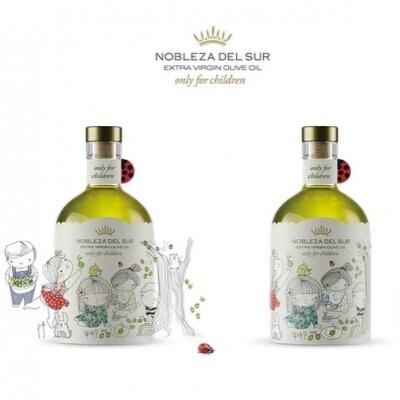 オリーブオイル 子供用 スペイン産 ニーニョス 250ml