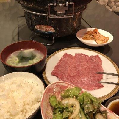 めい人気No.1ランチセット「和牛焼肉ランチセット」ライス・スープ1回おかわり無料!1日20食
