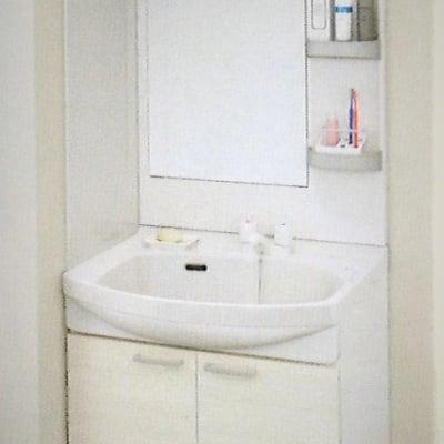 TakaraStandard 洗面化粧台 鮫島工業施工 間口75cm 施工費込 リフォーム商品プラン