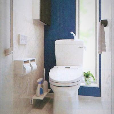 Takarastandard住宅用トイレ トイレの全面リフォーム ティモニBシリーズ 鮫島施工 0.5坪 リフォーム商品プラン