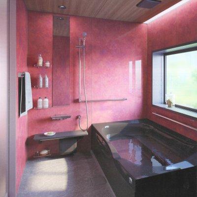 Housetec フェリテプラス システムバス 鮫島工業施工 1.25坪施工費込み リフォーム商品プラン