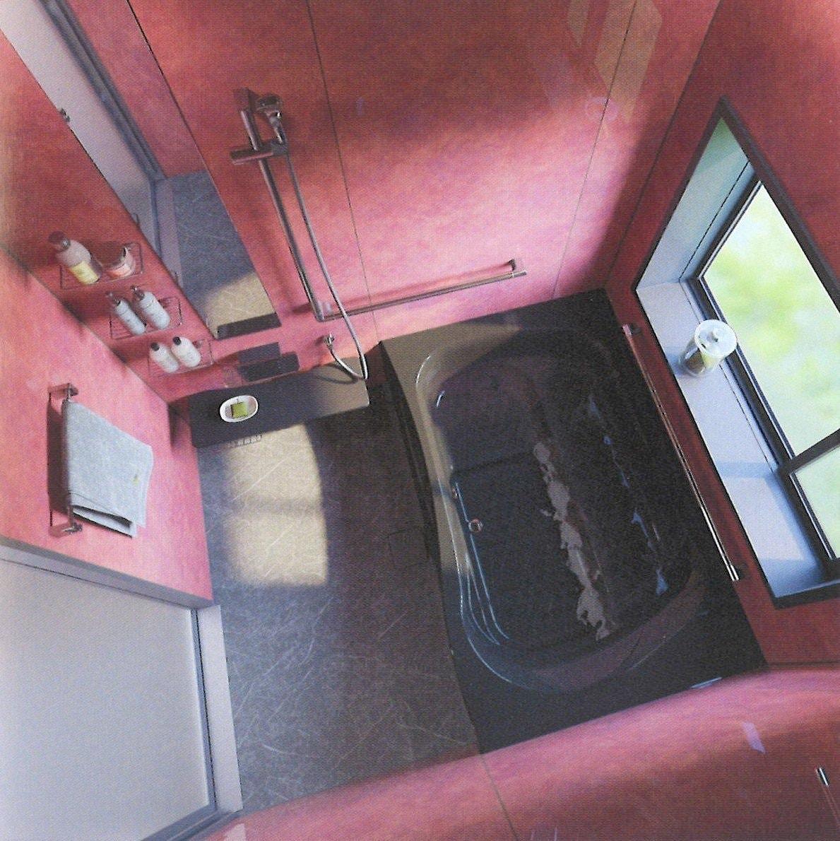 Housetec フェリテプラス システムバス 鮫島工業施工 1.25坪施工費込み リフォーム商品プランのイメージその2