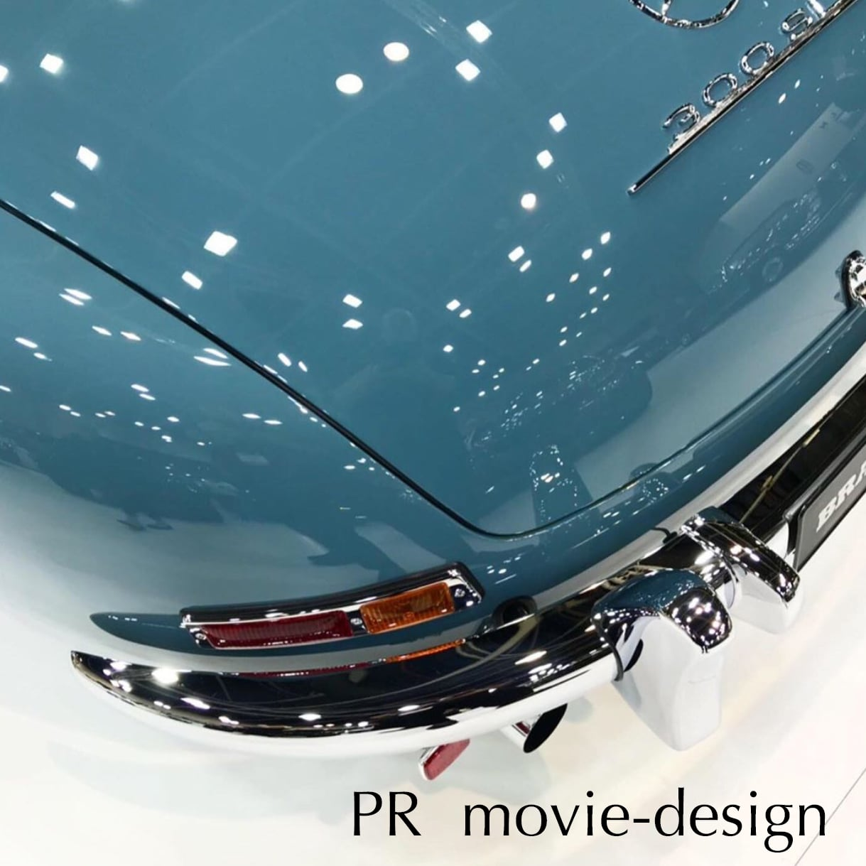PR movie-design[オリジナルムービー制作チケット]のイメージその1