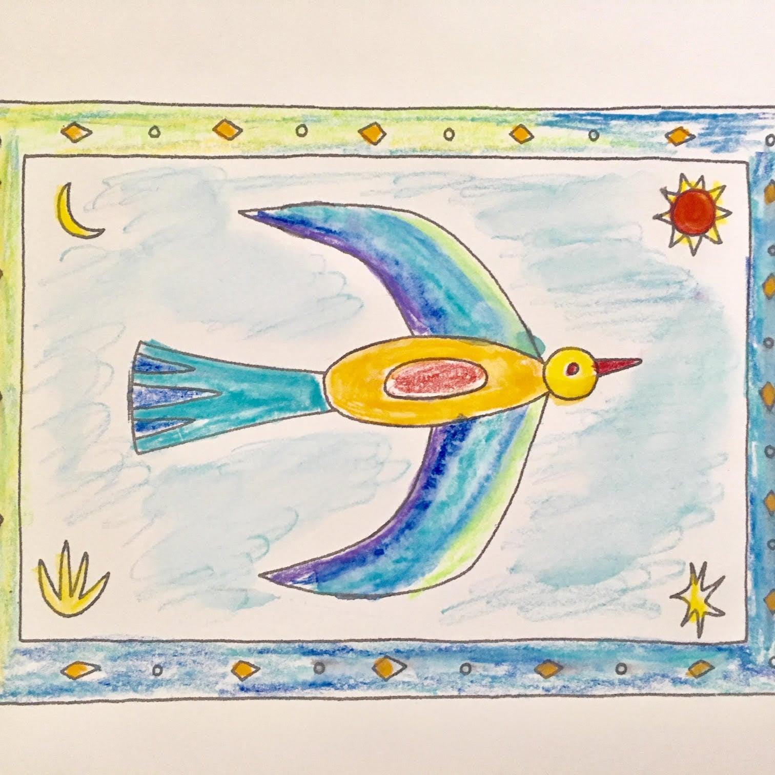 【全国対応】塗り絵アートセラピー通信講座のイメージその2