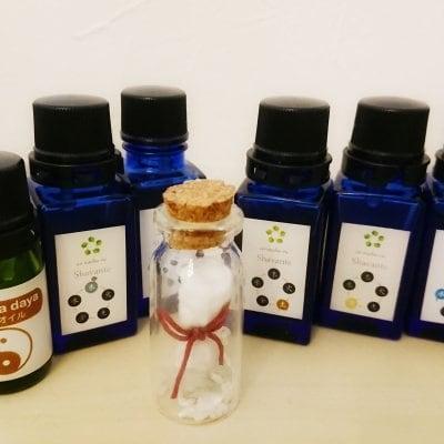 任督五行アロマオンラインセッション(お試し香りのボトル付き)