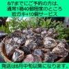 鳥取の夏を告げる 赤碕港天然岩がき(生食用)40個程度(かきむき付き)6/7日までのご予約の方10個サービス 6月中旬より順次発送