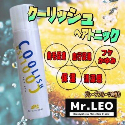 クーリッシュ ヘアトニック 300g 【Mr.LEO ミスターレオ 岐阜 各務原】