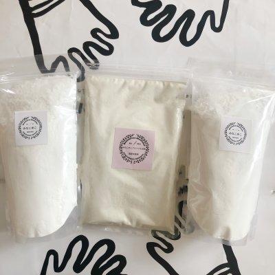 【再販】1時間で100セット完売‼︎みなこめこ2袋とアルファ化米粉のセット