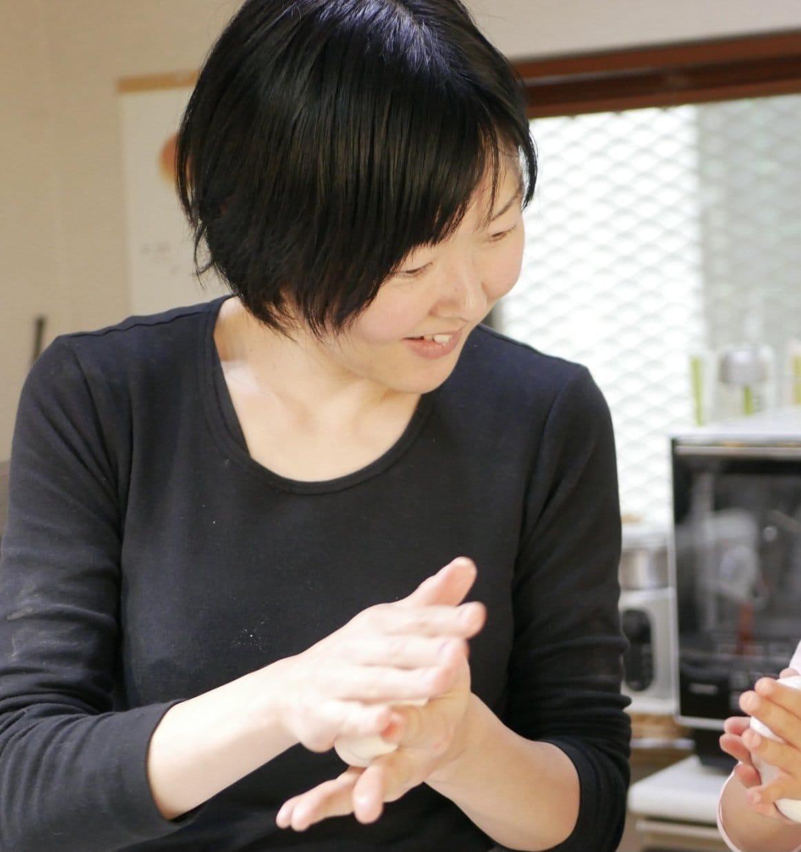 【動画編】米粉の成形パン教室 ロールパンのイメージその2
