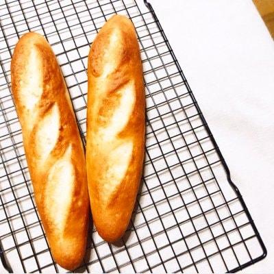 【オンライン】米粉の成形パン教室 フランスパン編