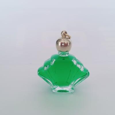 【銀行振込専用】シンデレラカラーボトル【グリーン】カラーセラピー用として、ネックレスチャームとして