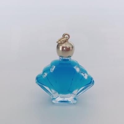 【銀行振込専用】シンデレラカラーボトル【ブルー】カラーセラピー用として、ネックレスチャームとして