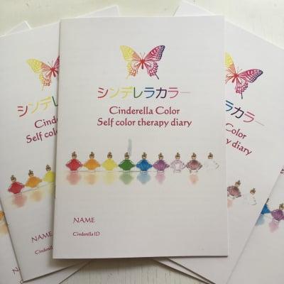 【銀行振込専用】シンデレラカラー・セルフカラーセラピーダイアリー
