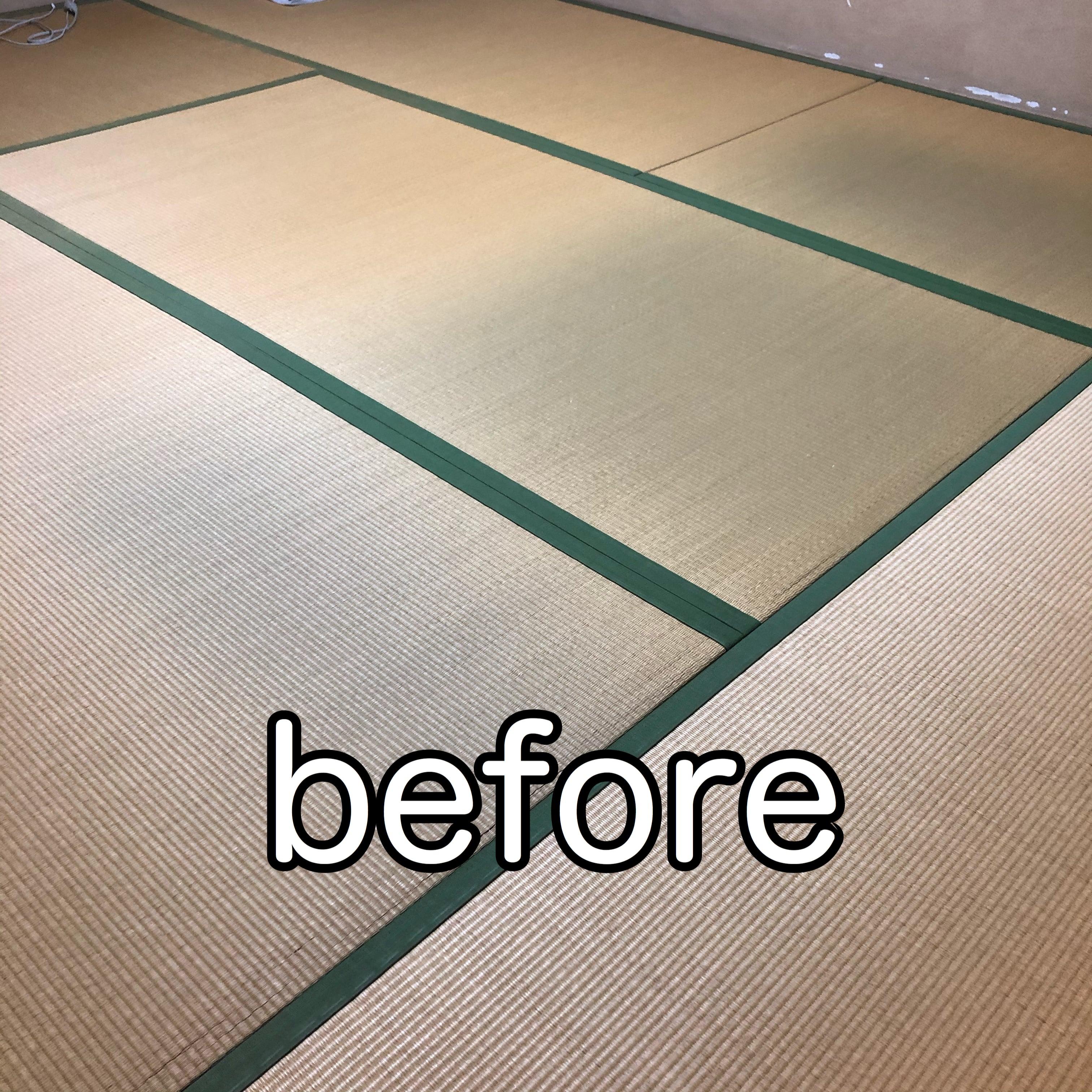 ゴルフパター練習用/畳パターマット/畳部屋がゴルフの練習所に!!のイメージその2